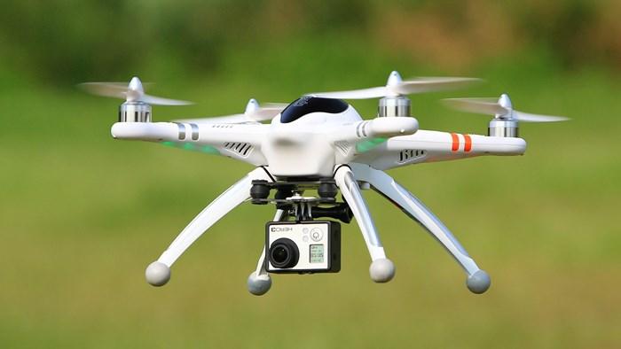 Drones para Reflorestamento
