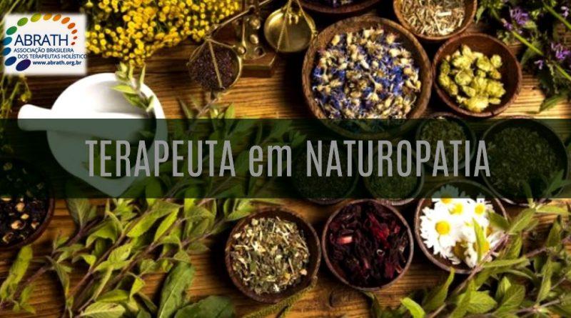 terapeuta em Naturopatia